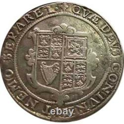 1623 Great Britain James I Crown Silver Coin