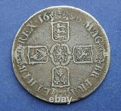 1696 William III Crown