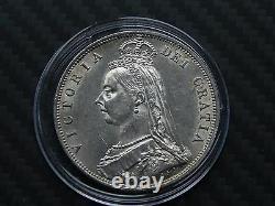 1887 Great Britain Half Crown Jubilee Head