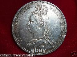 1891 Crown Great Britain Outstanding condition