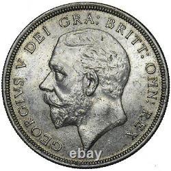 1930 Wreath Crown George V British Silver Coin V Nice