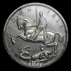 1935 Great Britain Silver Crown George V SP-64 PCGS SKU#197741