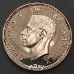 1937 Great Britain Proof George VI Silver Crown