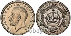 GREAT BRITAIN George V 1927 AR Crown. PCGS PR65 S-4036 ESC-367