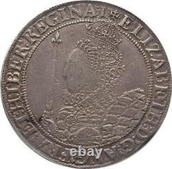 Great Britain 1601 Elizabeth I (1558-1603) Silver Crown PCGS VF-30