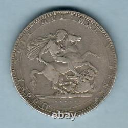 Great Britain. 1819 LIX George 111 Crown. AF/Fine