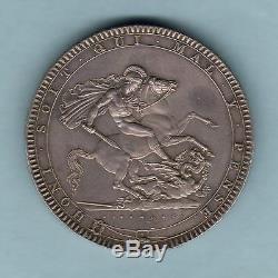 Great Britain. 1819 LIX George 111 Crown. GEF