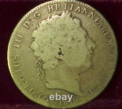 Great Britain Crown KM# 675 1819 LIX