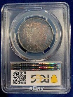 Great Britain George IIII 1821 Half-crown Silver Coin, Certified Pcgs Au-58