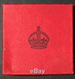 Great Britain George V 1935 Crown S-4049 PCGS SP65 plus Original Issue Box