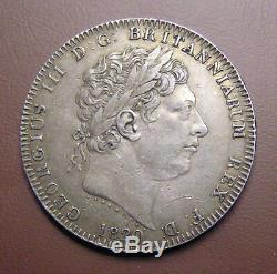 Great Britain Silver crown 1820 George III