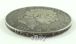 Great Britain / United Kingdom 1819 Silver Crown King George III