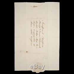 King George III Signed Document Appointment Manuscript The Crown Dowton Abbey UK