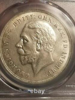 PCGS MS63 1935 Great Britain Crown
