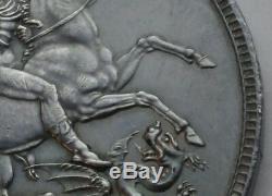 SCC Great Britain UK Crown 1900 LXIV. KM#783. Silver Dollar Thaler coin Victoria