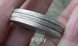Three Victorian Silver Crowns, 1887, 1889, 1892, Crown Coins