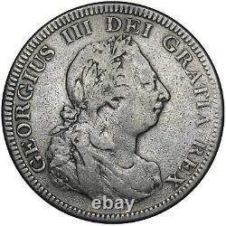 1804 Bank Of England Dollar George III Pièce D'argent Britannique