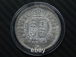 1887 Grande-bretagne Half Crown Jubilee Head