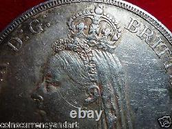 1891 Couronne Grande-bretagne État Exceptionnel