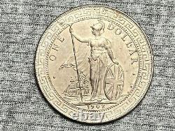 1902 B Dollar Des Échanges Commerciaux De Grande-bretagne Km T5 Incredible Strike