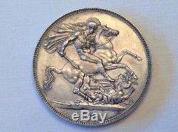 - 1902 Grande-bretagne Edouard VII Un Couronne Choix Matte La Preuve