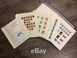 2 GB Albums Inc Qv 1887 Mh & Gu Kgv Mh + Plein Gvi Mnh & Vfu (ka-be + Couronne)