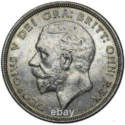 Couronne 1930 George V British Silver Coin V Nice