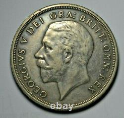 George V Couronne Couronne 1927, Preuve Distribuée