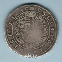 Grande Bretagne. (1642-1643) Charles 1 Truro Couronne. Une Amende