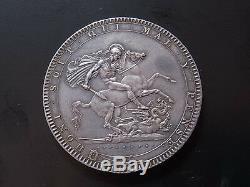 Grande Bretagne. 1819 George LIX 111 Couronne. Fem