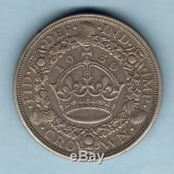 Grande Bretagne. 1930 Couronne De La Couronne. Fav / Vf