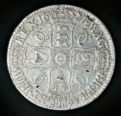 Grande Bretagne Charles II Couronne En 1671