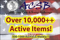 Grande-bretagne 1 Dollar 1902 Commerce B Argent Unc Bu Km # T5 Frosty Gem