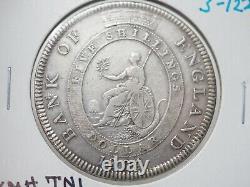 Grande-bretagne 1804 Bank Of England Trade Dollar 5 Shillings 3-122