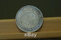 Grande-bretagne 1818 King George III Half Crown