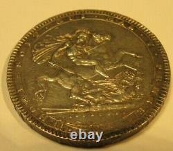 Grande-bretagne 1818 LVIII Couronne, État Extrêmement Agréable