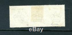 Grande-bretagne 1884 £ 1 Brown Lilas (sg 185) Wmk Couronnes Fines Utilisées (d3236)