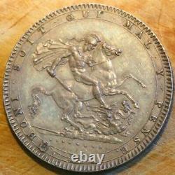 Grande-bretagne Couronne 1820 LX