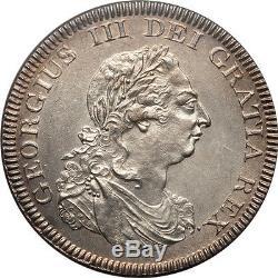 Grande-bretagne George III 1804 Banque D'angleterre Dollar Pcgs Ms63 +