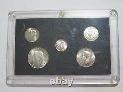 Grande-bretagne Last Silver Coins 1946 Type Set Half Crown Shilling Pence