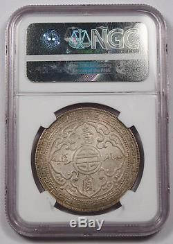 Grande-bretagne Royaume-uni 1929 B Trade Dollar Chine 1 $ Argent Monnaie Ngc Ms64 Gem Bu Bombay