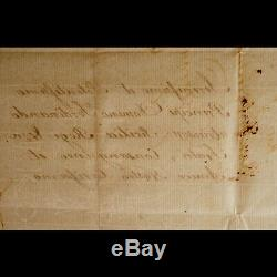 Le Roi George III Signé Nomination De Document Manuscrit La Couronne Dowton Abbey Au Royaume-uni