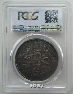 Pcgs Pr62 Grande-bretagne Royaume-uni 1847 Queen Victoria Preuve Gothique Silver Coin 1 Couronne