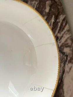 Provenance Royale Buckingham Palace George V China Crown Slop Bowl Antique Gvr