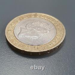 Rare £2 William Shakespeare Coin The Hollow Croin Avec Error 2016 £2 Coin