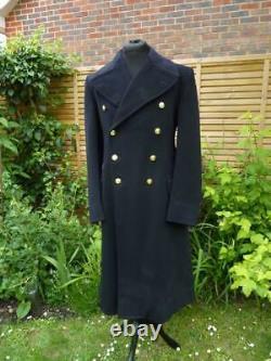 Supercoat De L'officier De Marine De La Marine Royale Britannique, Couronne Queen's