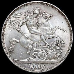 Victoria, 1837-1901. Couronne, 1892
